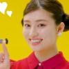 吉川愛 meito アルファベットチョコレート CM 「いつもそばにアルチョコ」